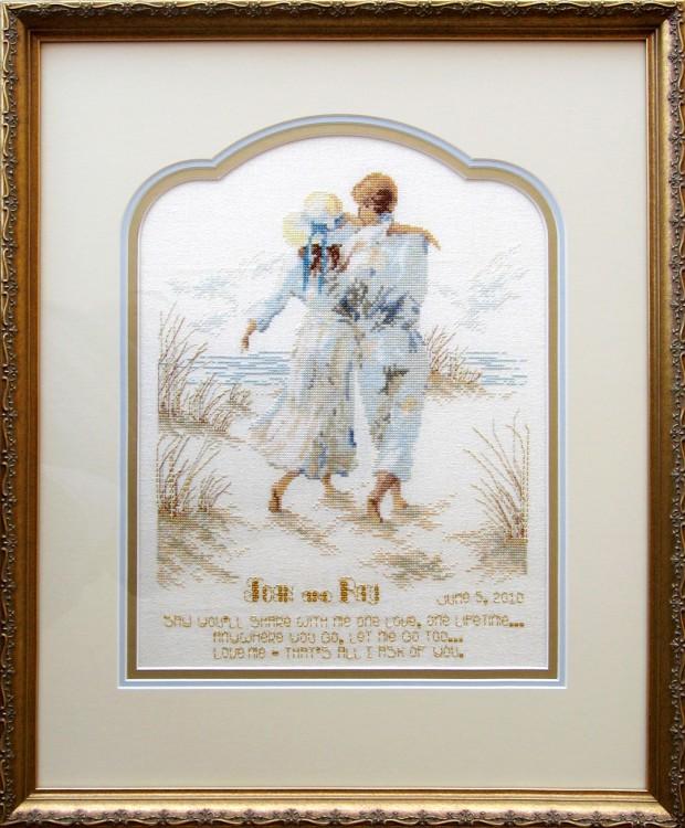 Wedding Custom Framing Whispering Woods Gallery