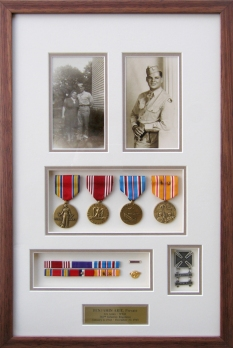 WWII Medals and photos