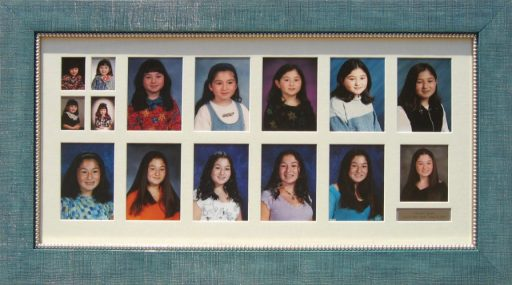 School Photos Kindergarten through Graduation