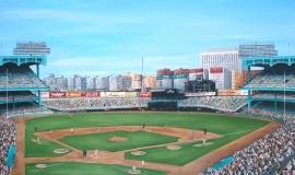 Old Yankee Stadium-$40