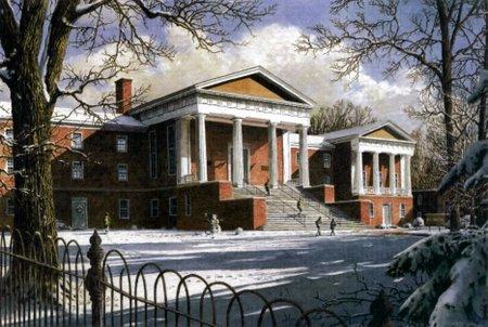 Richard Bollinger University of Delaware Old College