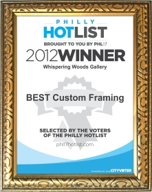 Philly Hot List Winner 2012