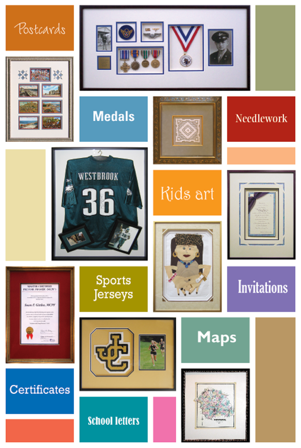Whispering Woods Gallery Holiday Framing Ideas