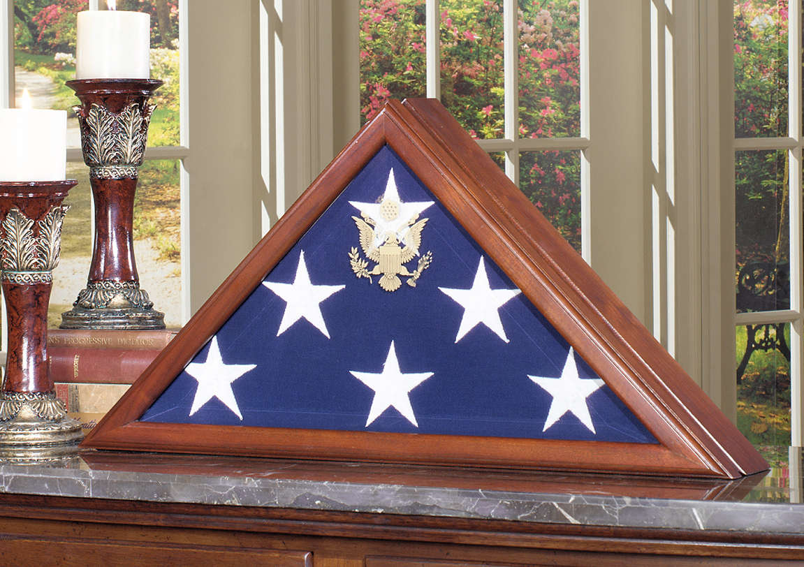 Military Flag Case