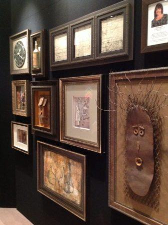Creative Framing Ideas by Larson Juhl.