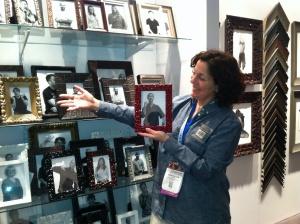 Roma photo frames made in Italy