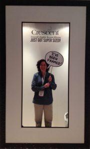 Crescent Oversized Matboard for Framing Oversized Art