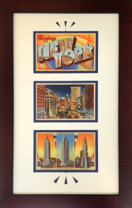 Vintage New York City Postcards