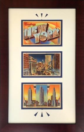 Vintage New York City Postcards