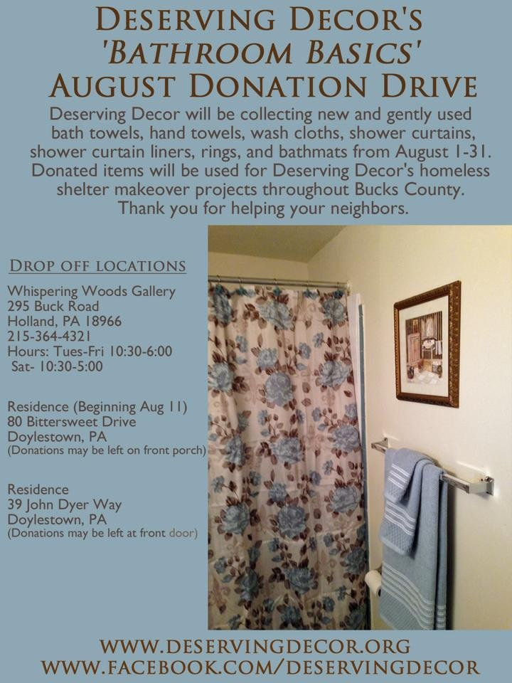 Whispering Woods Gallery collects for Deserving Decor Bathroom Drive