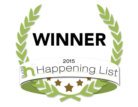 Bucks Happening Picture Framing award to Whispering Woods Gallery