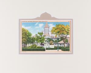 Ocean Grove Great Auditorium postcard