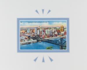 Pittsburgh PA Vintage Postcard