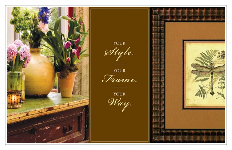 Your Style, Your Frame, Your Way