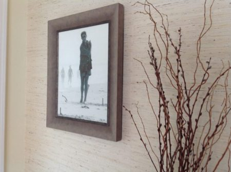 Cherished photos custom framed