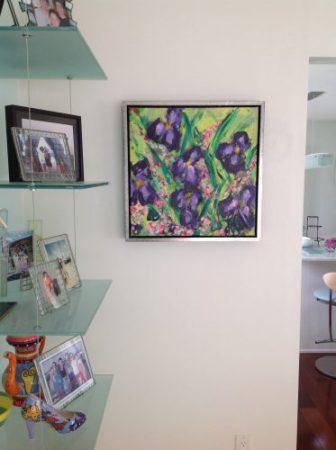 Framed Tony La Salle