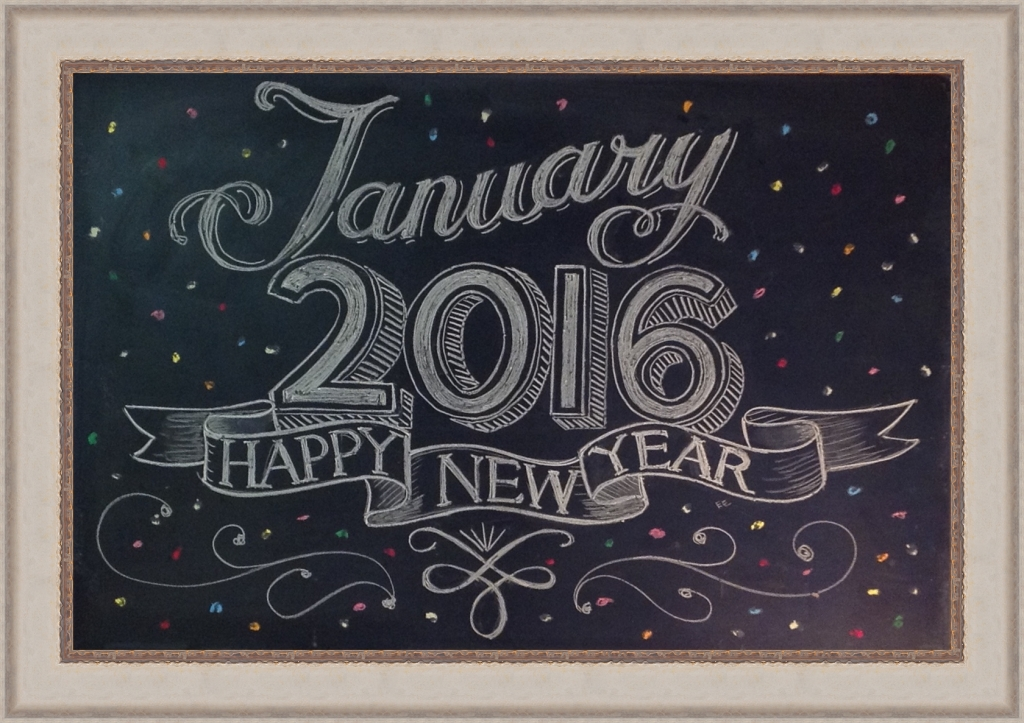 January 2016 from Whispering Woods Gallery