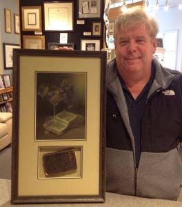 Custom Framed Bible
