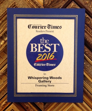Whispering Woods Gallery Best of Bucks 2016