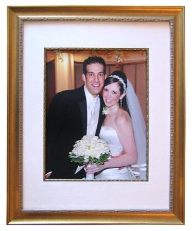 Wedding Portrait Custom Framed