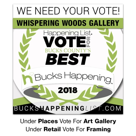 Bucks Happening List Contest