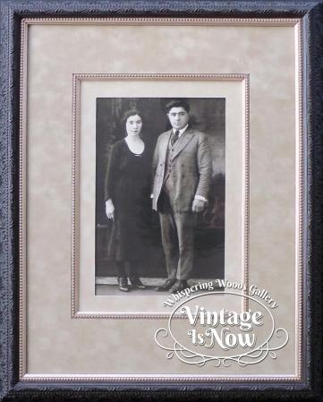 Vintage photo 1920's