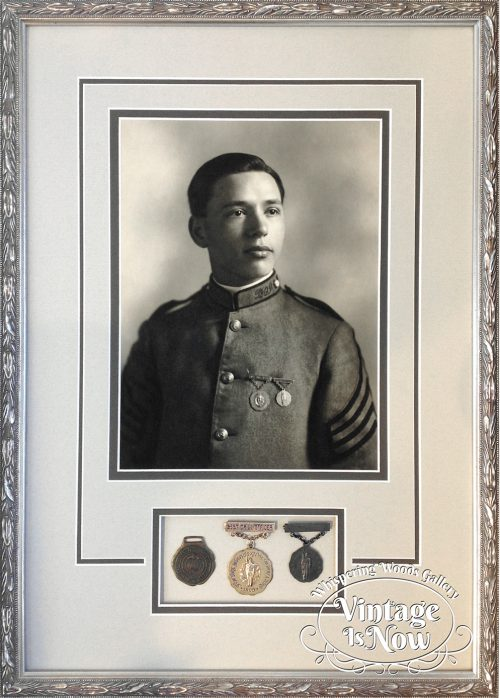 Photo and Medals
