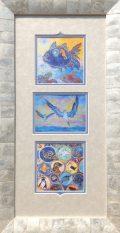 Custom Framed Travel Souvenirs