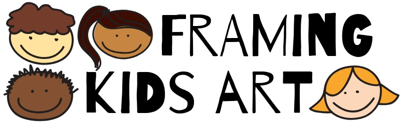 Whispering Woods Gallery frames Kids' Art